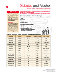 Nutrition Handouts, Products for