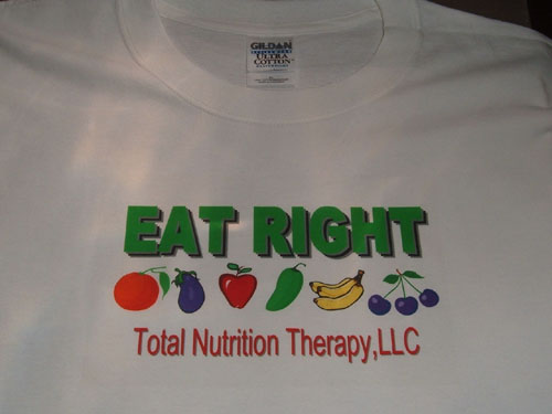 Eat Right T-shirt