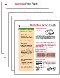 Choose any Six (6) from Diabetes Education Kit for RD\'s & CDE\'s